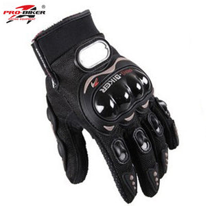 ZS MOTOS Pro biker motorcycle gloves full finger