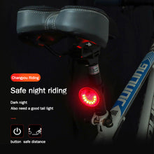 Load image into Gallery viewer, 5 Lighting Modes USB Bicycle Light Bike Cycling Lights Waterproof Rechargable
