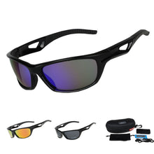 Load image into Gallery viewer, COMAXSUN Polarized Cycling Glasses Bike Riding - Bike-Moto