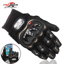 Load image into Gallery viewer, PRO biker gloves moto motorcross full finger ergonomic design