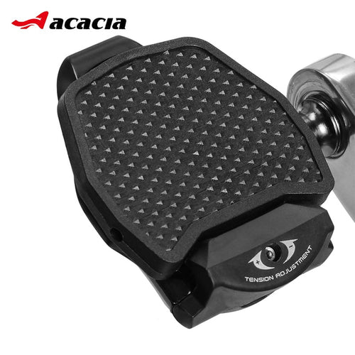 ACACIA Clipless Pedal Platform Adapter Convert For SHIMANO SPD LOOK KEO System - Bike-Moto