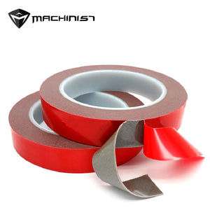 Automotive tape gray 0.5mm thick double-sided adhesive tape - Bike-Moto