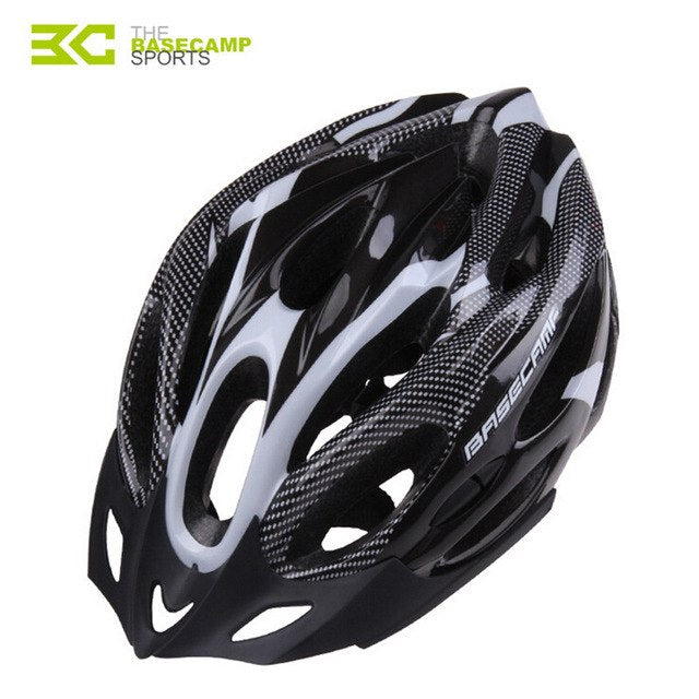BASECAMEPS BC-032 Cycling Integrally-molded Helmet EPS 2018 - Bike-Moto