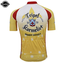 Load image into Gallery viewer, Belgium karmeliet beer Cycling jersey men short sleeve summer cycling - Bike-Moto
