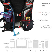 Load image into Gallery viewer, Bicycle Bag Camping Sport Riding Backpack MTB Outdoor Equipment - Bike-Moto