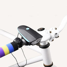 Load image into Gallery viewer, Bicycle Bike Bell 140db Electric Bicycle Horn - Bike-Moto