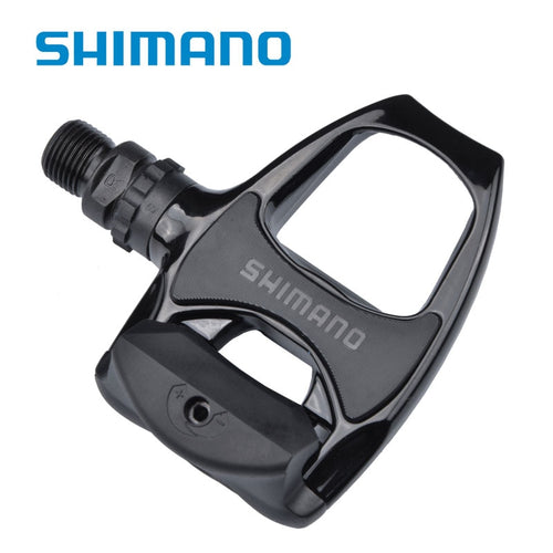 Bicycle Pedal Shimano PD-R540 Self-locking Bicycle Pedal  Aluminium - Bike-Moto