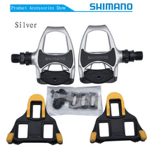 Load image into Gallery viewer, Bicycle Pedal Shimano PD-R540 Self-locking Bicycle Pedal  Aluminium - Bike-Moto