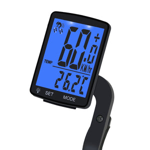 Bike Computer 2.8 Large Screen Speedometer - Bike-Moto