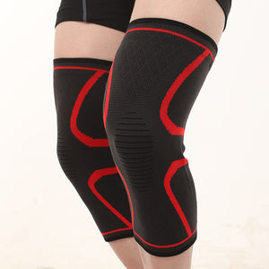 Breathable Bandage Knee Support Protective Brace pad Compression Cyclling - Bike-Moto