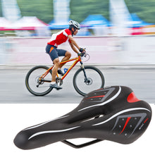 Load image into Gallery viewer, Breathable Soft Bike Bicycle Saddle PVC Leather Comfortable - Bike-Moto