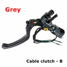 Load image into Gallery viewer, CNC 19 RCS Motorcycle Brake Master Cylinder Cable clutch Radial Brake Pump 22mm