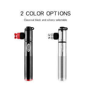 CO2 Inflator Hand Pump For Bike Combo Bicycle Pumps Mini Portable Bike Pump - Bike-Moto