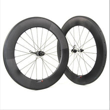 Load image into Gallery viewer, Carbon Wheelset 700c Clincher 38mm Road Bike Wheels Clincher