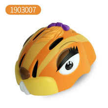 Load image into Gallery viewer, CoolChange Child Cycling Helmet PC + EPS Rabbit Cartoon Bicycle Children Helmets