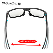 Load image into Gallery viewer, CoolChange Cycling Eyewear Outdoor TR-90 Photochromic Bicycle Glasses