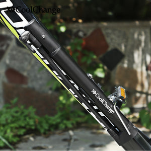CoolChange Household Bicycle Pump Mountain Bike