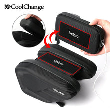 Load image into Gallery viewer, CoolChange Waterproof Bike Bag Frame Front Head Top - Bike-Moto