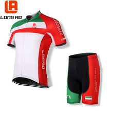 Load image into Gallery viewer, Country Team Sport Bike Ciclismo Set Jersey Cycling Clothing Short LONGAO Italy