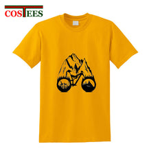 Load image into Gallery viewer, Creative design Landscape painting MTB Enduro T shirt men - Bike-Moto