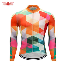 Load image into Gallery viewer, Crossrider 2019 Funny Long Cycling Jerseys Mtb Bike Clothing Bicycle Clothes - Bike-Moto