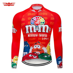 Crossrider 2019 Funny Long Cycling Jerseys Mtb Bike Clothing Bicycle Clothes - Bike-Moto