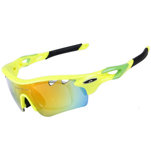 Moon Cycling Glasses Eyewear Polarized Cycling Sunglasses