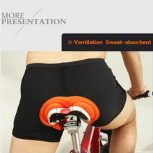 Load image into Gallery viewer, Cycling High Quality 3D  Underwear Padded Shorts - Bike-Moto