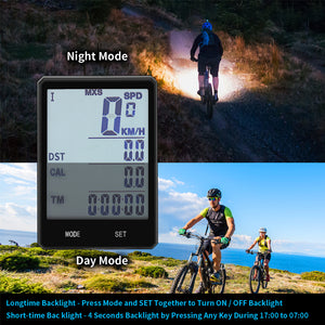 "Cycloving 2.8""Touch bicycle Computer Cycling Wireless Speedometer - Bike-Moto"