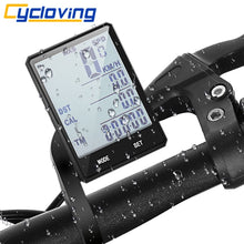 "Load image into Gallery viewer, Cycloving 2.8""Touch bicycle Computer Cycling Wireless Speedometer - Bike-Moto"