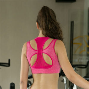 DICHSKI Women's Sexy Push Up Bra - Bike-Moto