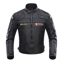Load image into Gallery viewer, DUHAN Motorcycle Jacket Motorbike Riding Jacket Windproof Motorcycle Full Body