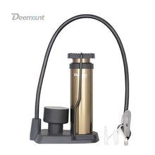 Load image into Gallery viewer, Deemount Floor Pump for Bicycle Inflation Bike Inflator 160PSI Gauge Foot Pedal - Bike-Moto