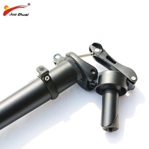 Distance Adjustable Folding Bicycle Stem Aluminum - Bike-Moto