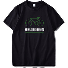 Load image into Gallery viewer, Bicycle T Shirt Graphic Print Summer Shirts Hipster T-shirt - Bike-Moto