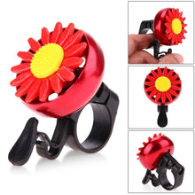 Load image into Gallery viewer, Flower Beautiful Bike Bicycle Cycling Handlebar Ring Horn Sound Bell - Bike-Moto