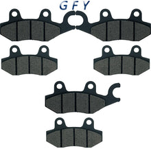 Load image into Gallery viewer, Motorcycle Brake Pads For YAMAHA XTZ 750 XTZ750