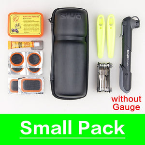 GIYO Bicycle Repair Kits Bag Portable Cycling Bicicle Repair Tools - Bike-Moto