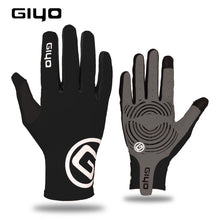 Load image into Gallery viewer, GIYO Sports Touch Screen Long Full Fingers Gel Sports Cycling - Bike-Moto