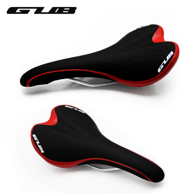 GUB 3083 Bicycle Saddle Microfiber Leather MTB Mountain Highway