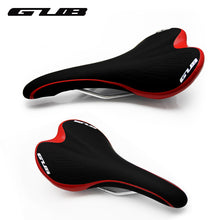 Load image into Gallery viewer, GUB 3083 Bicycle Saddle Microfiber Leather MTB Mountain Highway