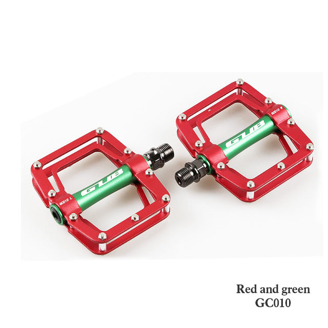 GUB Aluminum Bicycle Pedals For Mountain Road Bike - Bike-Moto