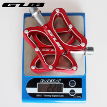 Load image into Gallery viewer, GUB Bicycle Pedal Aluminum Alloy Super Light Bike Pedals CNC