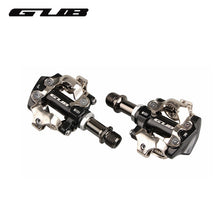 Load image into Gallery viewer, GUB M101 Aluminum Alloy Bicycle Pedals MTB Road Bearing Pedals Chrome