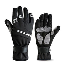 Load image into Gallery viewer, GUB S089 Full Finger Cycling Gloves Touch-Screen Bicycle Gloves Winter
