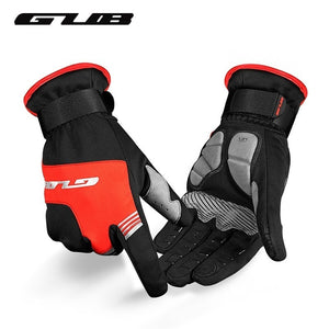 GUB S089 Full Finger Cycling Gloves Touch-Screen Bicycle Gloves Winter