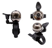 Load image into Gallery viewer, West Biking Bicycle Bell Pure Copper Bike Sound Handlebar