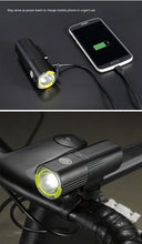 Load image into Gallery viewer, Gaciron V9S Bicycle Headlight USB Charge Internal Battery LED - Bike-Moto
