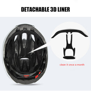 INBIKE New High Quality Bicycle Helmet Men Women Integrally-molded