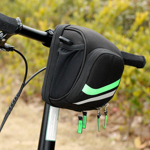 RockBros Bicycle Bike Handlebar Bag With Rain Cover Cycling